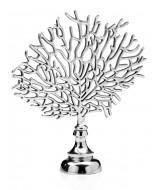Hliníkový okrasný strom na podstavci
