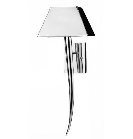 Úvod » Luxusná nástenná lampa z ocele