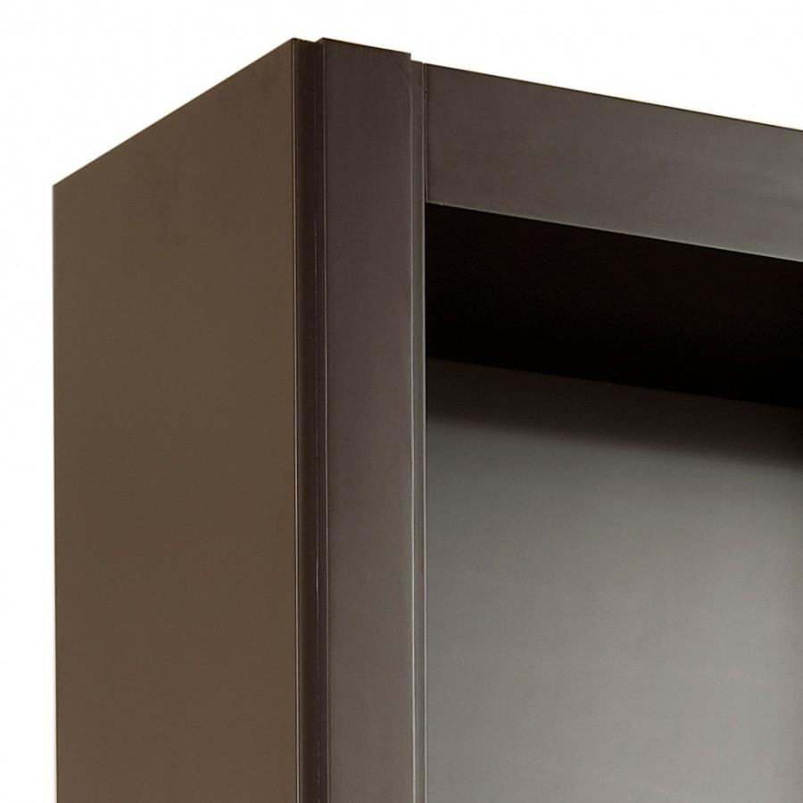 5f2e63544d63 ... Luxusná knižnica z dreva s dvoma zásuvkami ...