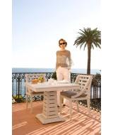 Luxusný ratanový set záhradného nábytku DECO