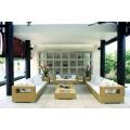 Luxusná zostava ratanového nábytku Tangram